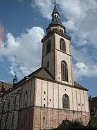 Andlau - église Saint-Pierre
