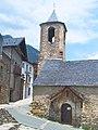 Aneto, església i carrer - panoramio.jpg