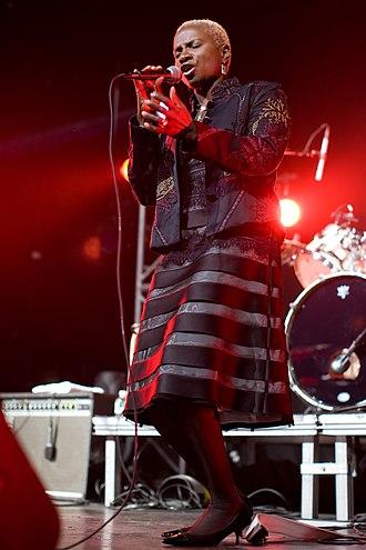Angélique Kidjo - Kidjo in 2006.