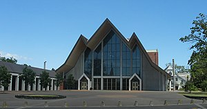 Richard Toy - Holy Trinity Cathedral, Parnell, Auckland