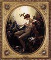 Anne-Louis Girodet De Roucy-Trioson - Mademoiselle Lange as Danaë - WGA09510.jpg