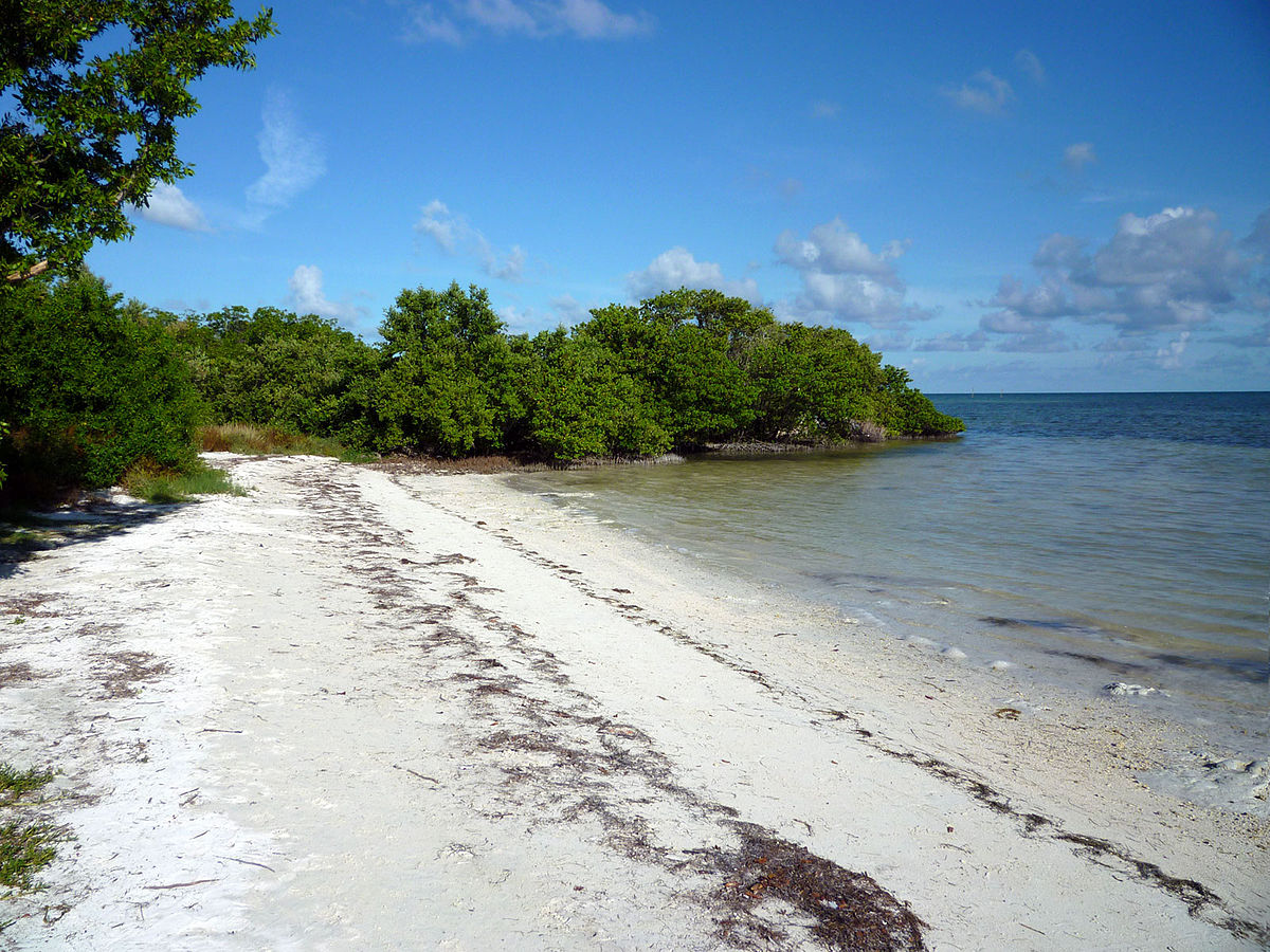 Upper Florida Keys Beaches
