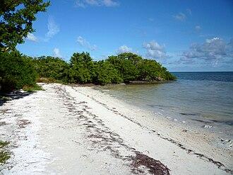 Anne's Beach - A view of Anne's Beach