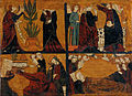 Annunciation, Nativity, Dormition and Coronation of the Virgin - Google Art Project.jpg