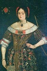 Portrait of Anna Tworkowska.