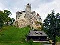 Ansamblul castelului Bran, sat Bran; comuna Bran.jpg