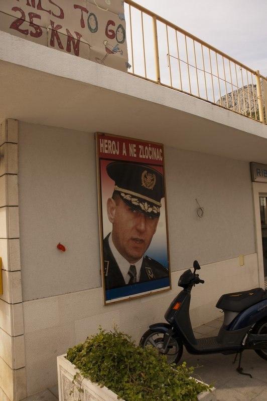 Ante Gotovina plakat
