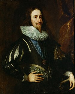 Anthony van Dyck - King Charles I of England, three-quarter portrait.jpg
