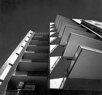 Antonio Lamela - Antonio Lamela. Office and housing building in the O'Donnell 33 st in Madrid