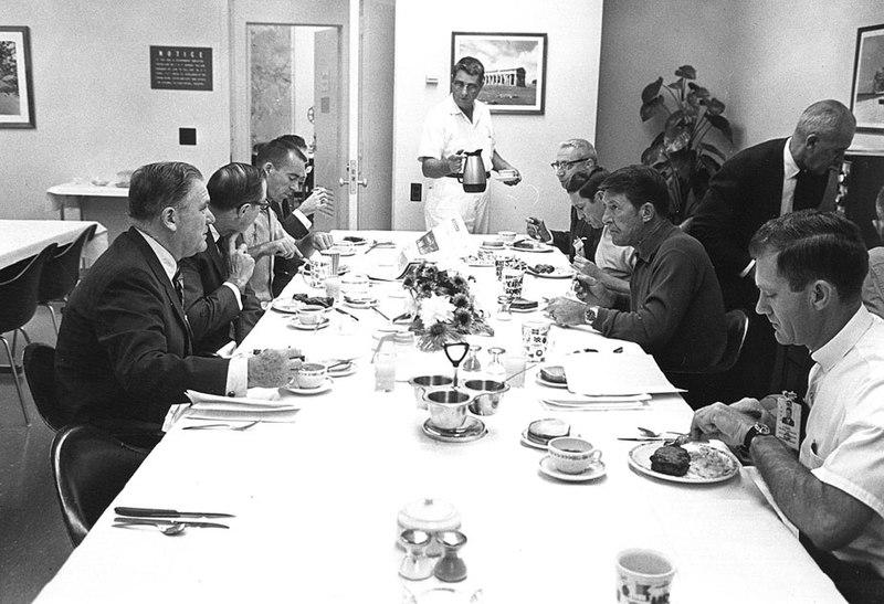 File:Apollo 7 pre-launch breakfast.jpg