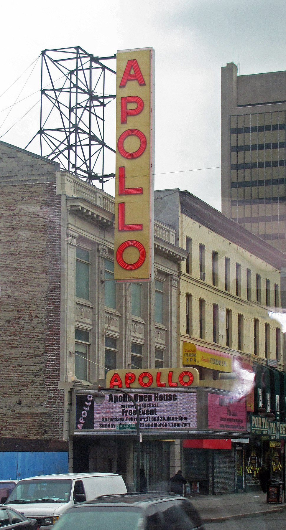 Apollo Theater, Harlem (2009)