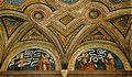 Appartamento borgia, sala del credo, soffitto.jpg