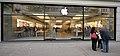 Apple Store Bahnhofstrasse 77, Zürich (2009).jpg
