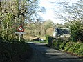 Approach to Paynters Cross - geograph.org.uk - 1616249.jpg