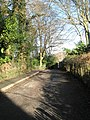 Approaching Elsmore in Vicarage Lane - geograph.org.uk - 1691676.jpg