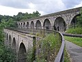 Aqueduct and viaduct - geograph.org.uk - 874763.jpg