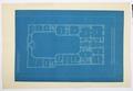Arbetsritning, fastigheten nr 4 Hamngatan. Elektrisk installation, värmeledning m. m - Hallwylska museet - 105291.tif