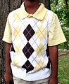 Argyle pattern sweater vest.jpg