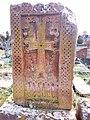 Arinj khachkar, old graveyard (58).jpg
