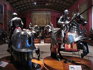 Royal Armoury of Madrid - Royal Armory of Madrid