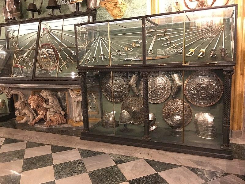 Armeria Palazzo reale Torino 2.jpg
