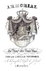 Armorial du Royaume des Pays-Bas