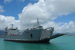 Army watercraft support 3rd Marines during RIMPAC 2014 140702-A-ET326-046.jpg
