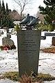 Arne Nygård-Nilssen, Maja Refsum og Carsten Hopstock, gravminne på Ullern kirkegård, Oslo.jpg