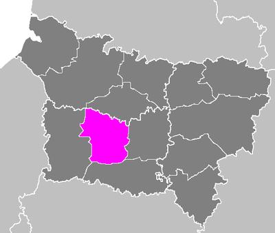 Distrito de Clermont