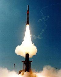 Arrow 2 launch in August 1996.
