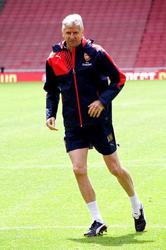 Arsène Wenger - Wenger in July 2015
