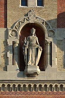 Arsenal Heeresgeschichtliches Museum Fassadendetail-DSC 7925w.jpg