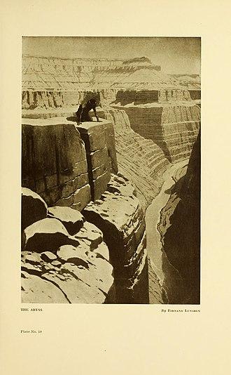 Fernand Lungren - Illustration from Art in California: A survey of American Art, 1916
