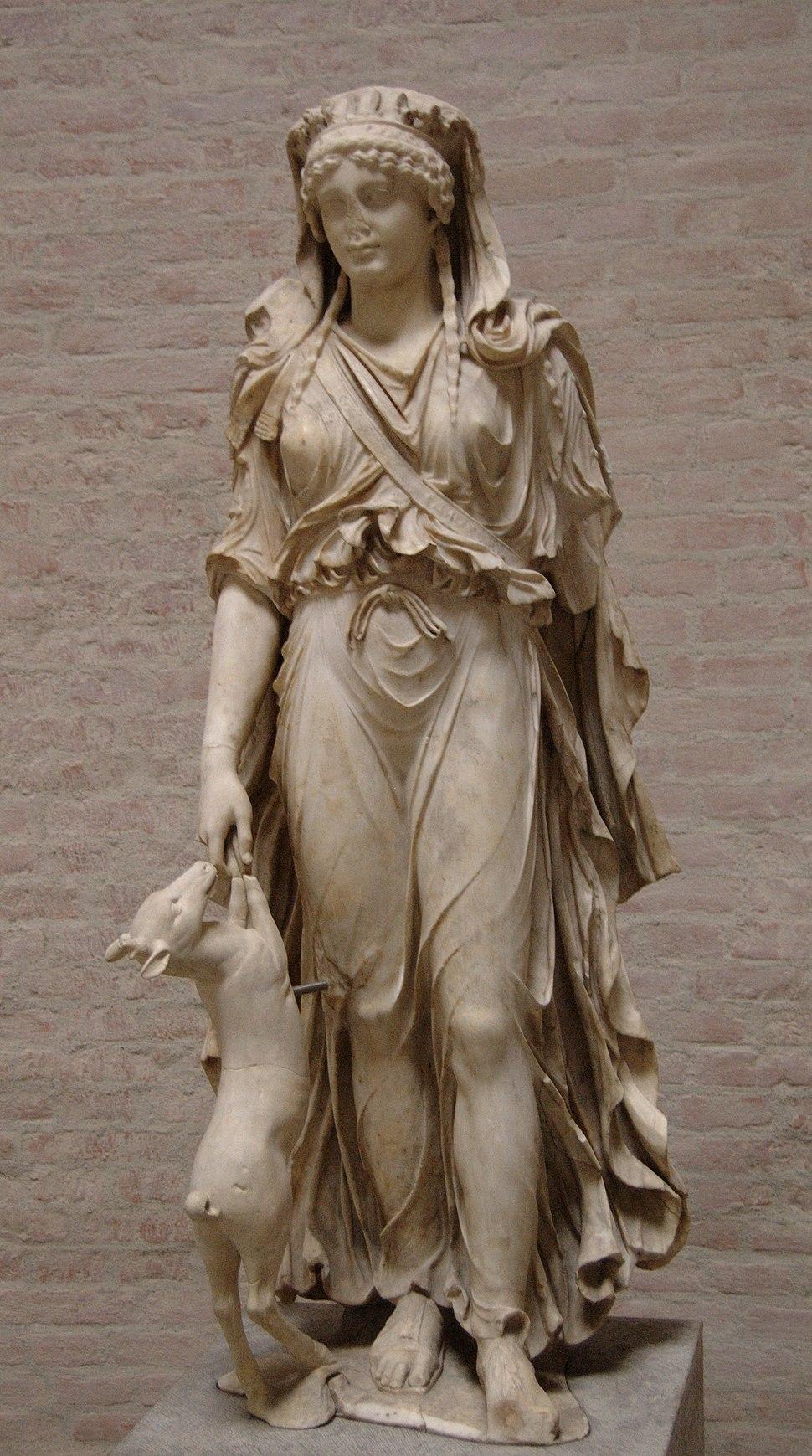 Artemis Braschi Glyptothek Munich 214