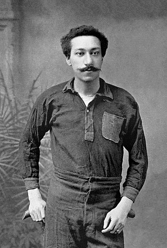 English Football Hall of Fame - Arthur Wharton, inducted in 2003.