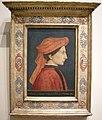 Artista fiorentino del XV secolo, ritratto di matteo olivieri, 1430 circa.JPG
