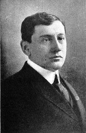 Chilean presidential election, 1920 - Image: Arturo Alessandri (1920)