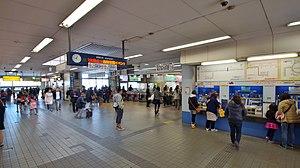 Asakadai Station
