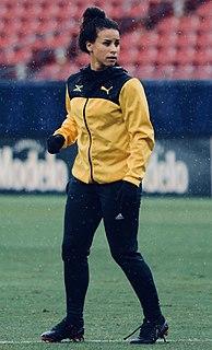 Ashleigh Shim Jamaican footballer