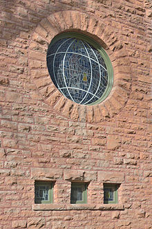 Aspen Community church detail of south facade.jpg