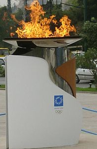 Athènes flamme olympique 2004small.JPG