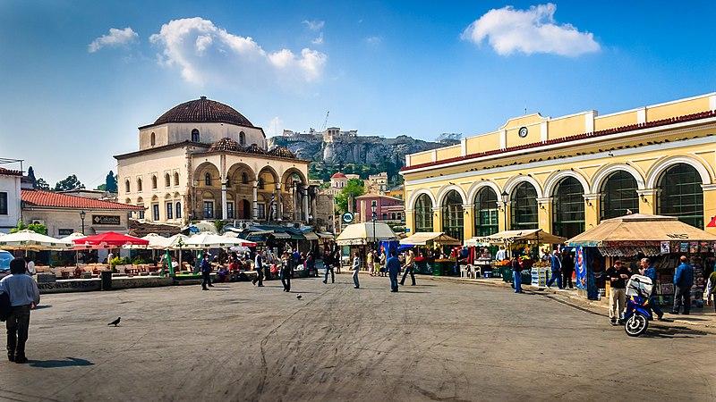 Dicas de compras de antiguidades em Atenas