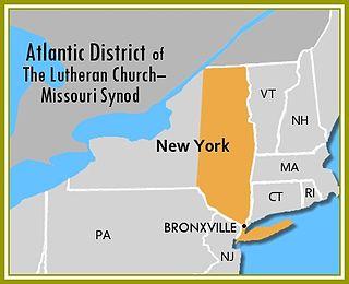 Atlantic District of the Lutheran Church–Missouri Synod
