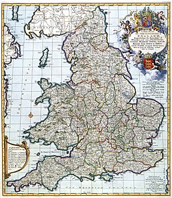 Atlas Van der Hagen-KW1049B11 004-A NEW MAP OF THE KINGDOME of ENGLAND, Representing the Princedome of WALES, and other PROVINCES, CITIES, MARKET TOWNS, with the ROADS from TOWN to TOWN.jpeg