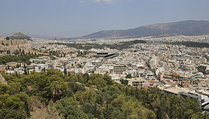 Attica 06-13 Athens 55 View from Philopappos.jpg