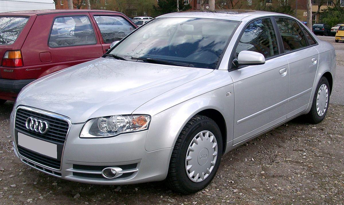 Audi A4 B7 front 20080318.jpg