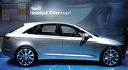 Audi Roadjet at the 2006 North American International Auto Show
