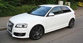 Audi A3 - Audi S3 3 door hatchback
