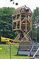 Aufbau der restaurierten Alten Mühle im Hermann-Löns-Park (Hannover) IMG 9296.jpg