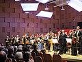 Aufführung des Konzerts für Klarinette und Orchester (2018) von Thorsten Encke mit der Klarinettistin Sharon Kam und der NDR Radiophilharmonie in Hannover am 11. Januar 2019, Konzert am Tag nach der Uraufführung (16).jpg